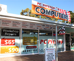 PC Pitstop Port Macquarie Store Image