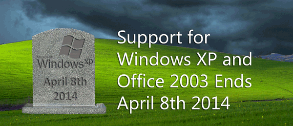 Avoid Virsues from End of XP Support :: Upgrade Now!
