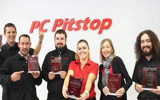 pc pitstop port macquarie team photo