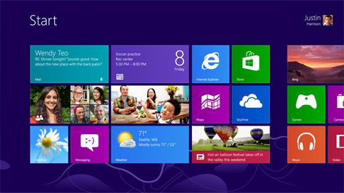 Windows 8 'Cheats'
