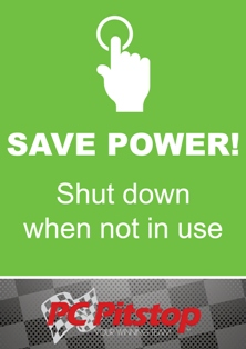 PC Pitstop Download Poster Save Power 2small