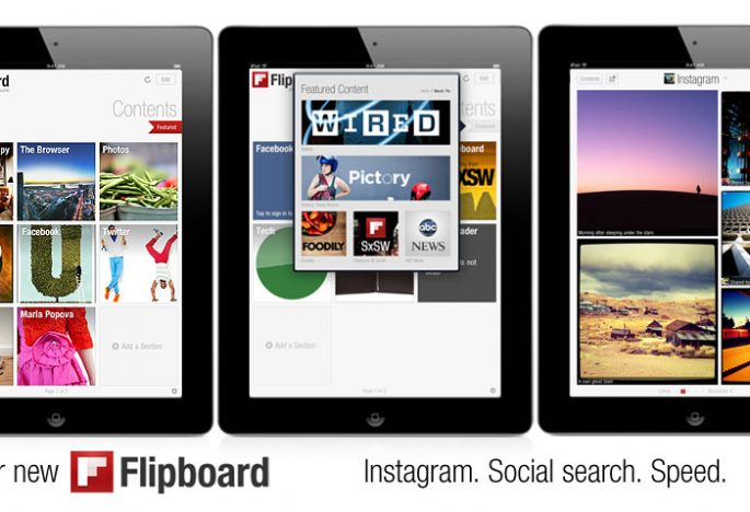 Doing Backflips for Flipboard