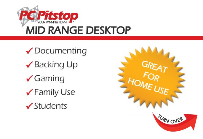 PC Pitstop's Best Selling Desktop Computer Just Got Even Better!