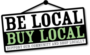 Thank You for Shopping Local :: Here's What You Just Did!