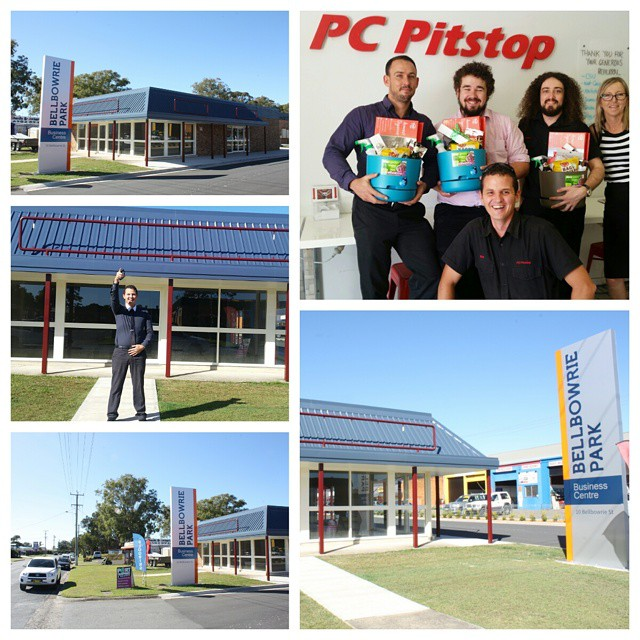 PC Pitstop Has Moved to our Bigger and Brighter Location!