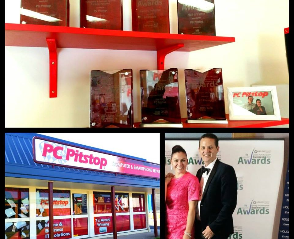 PC Pitstop Enters the Port Macquarie Chamber of Commerce Hall of Fame!