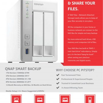Every Household Needs a NAS Box Now For Sharing, Storing & Backing Up Files