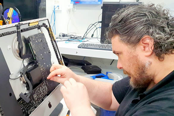 PC Pitstop recovers Data from Apple Mac Computers