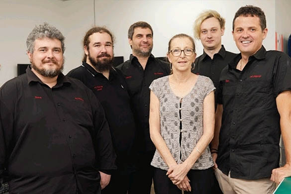 Data Recovery Specialists Team