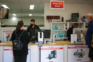 Inside PC Pitstop Shop