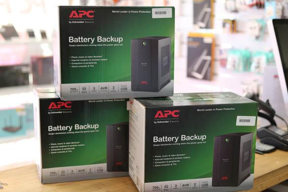 UPS Battery Backup Device